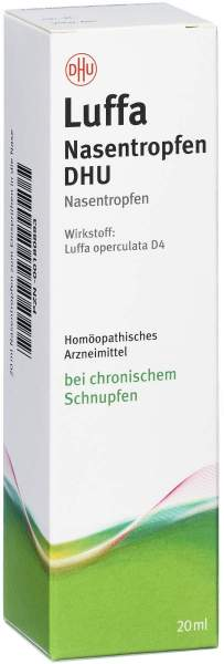 DHU Luffa Nasentropfen 20 ml Dosierspray