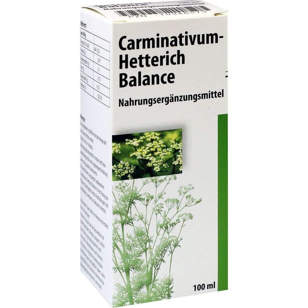Teofarma s.r.l. Carminativum Hetterich Balance - 100ml