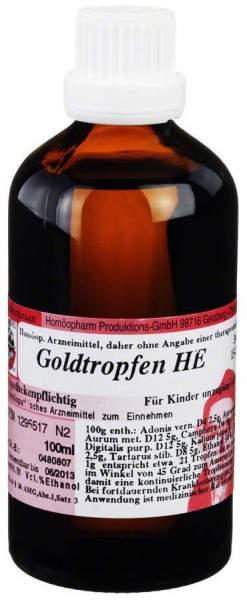 Goldtropfen He 100 ml Tropfen