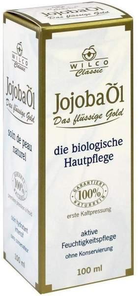 Jojoba Öl 100% Wilco Classic 100 ml