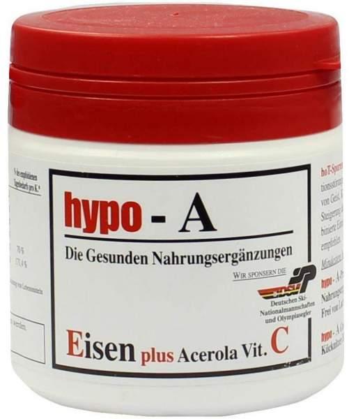 Hypo A Eisen + Acerola Vitamin C Kapseln