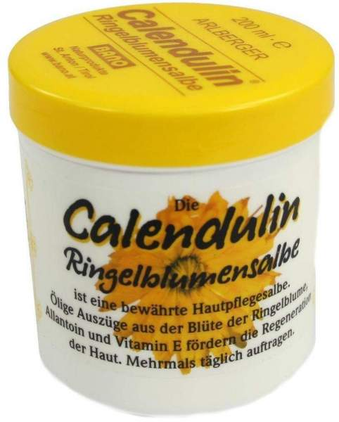 Calendulin Arlberger Salbe 200 ml