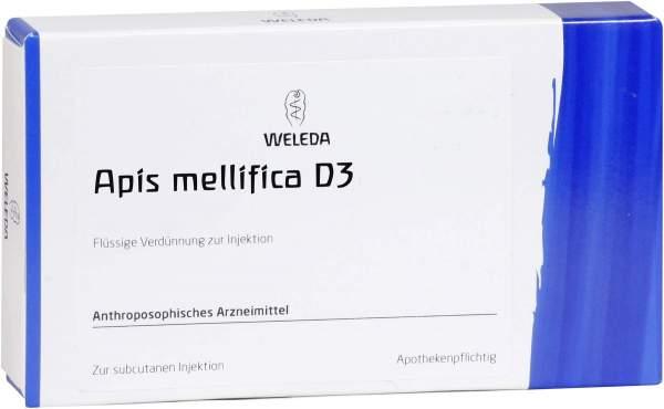 Weleda Apis Mellifica D3