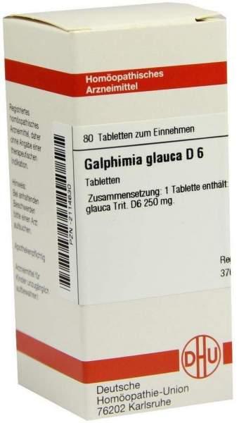 Galphimia Glauca D6 80 Tabletten