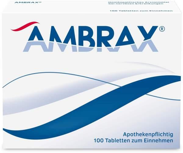 Ambrax 100 Tabletten