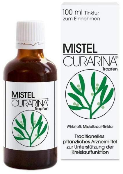 Mistel 100 ml Tropfen Curarina