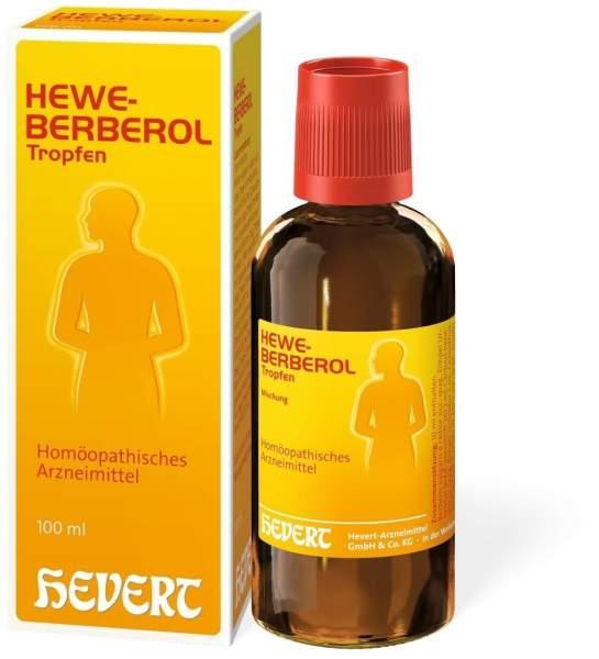 Heweberberol Tropfen 100 ml Tropfen
