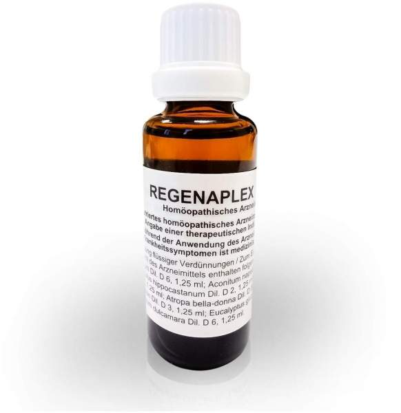 Regenaplex 50 A Tropfen 30 ml