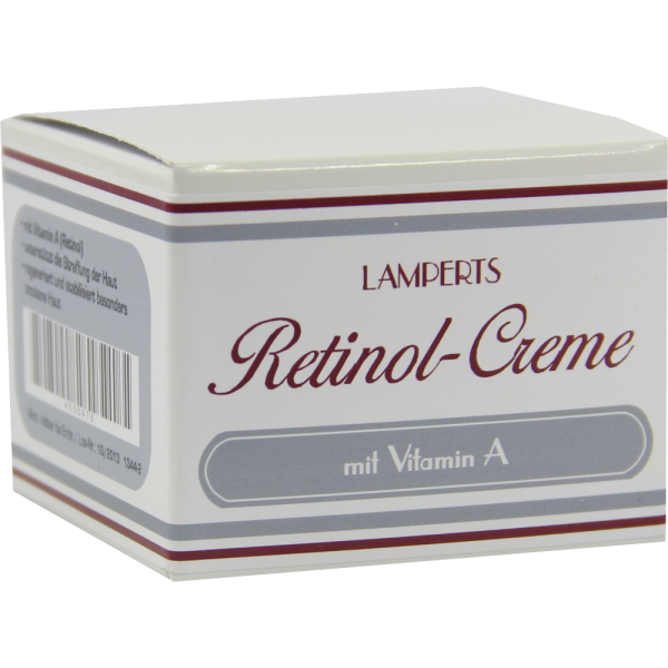 retinol lamperts 50 ml creme online bestellen. Black Bedroom Furniture Sets. Home Design Ideas