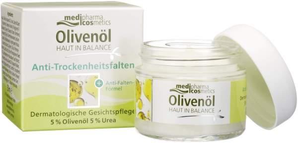 Haut in Balance Olivenöl Anti Trockenheitsfalten