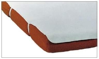 Molton Spannauflage 70x140cm Mit Folie Einseitig