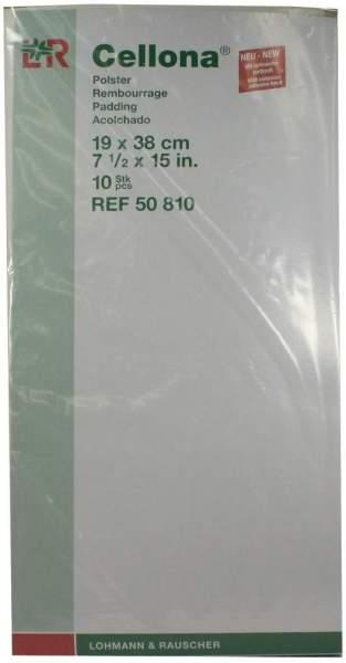 Cellona Polster 50810 19 X 38 cm 10 Stück