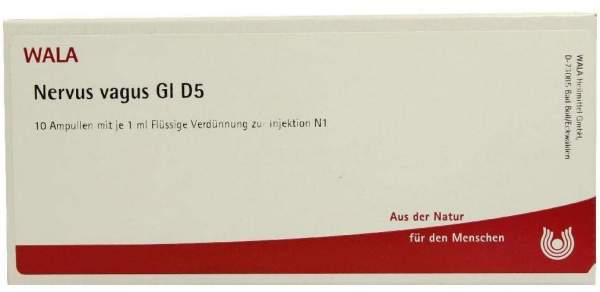 Nervus Vagus Gl D 5 Ampullen