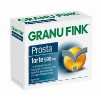 GRANU FINK Prosta forte 500mg Hartkapseln