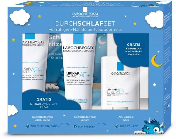 La Roche Posay Lipikar AP+ Durchschlafset