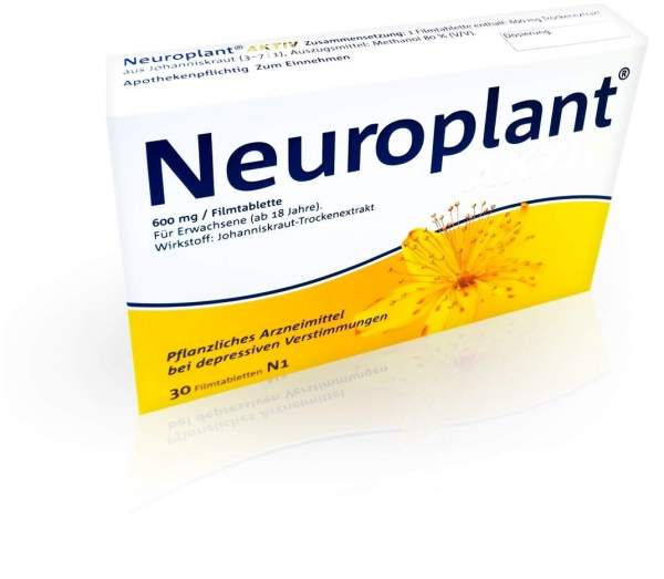 Neuroplant Aktiv 30 Filmtabletten