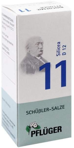 Biochemie Pflüger 11 Silicea D12 100 Tabletten