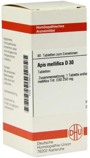 Apis Mellifica D 30 Tabletten
