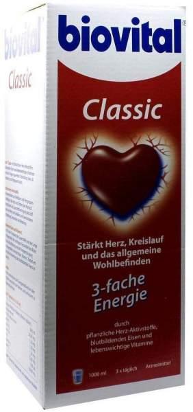 Biovital Classic 1000 ml Tonikum