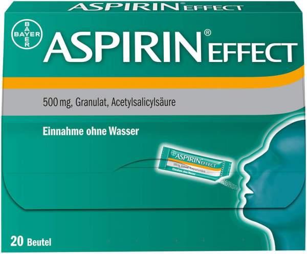 Aspirin Effect 20 Beutel Granulat