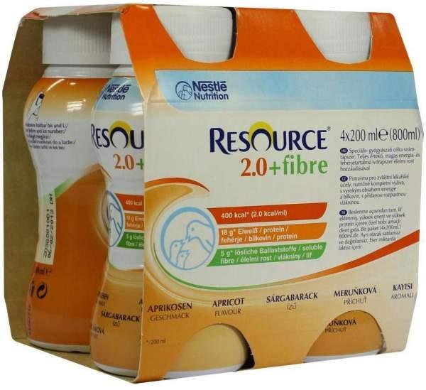 Resource 2.0+fibre Aprikose