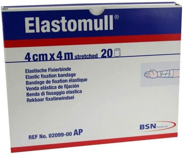 Elastomull 4 M X 4 cm 2099 20 Elastische Fixierbinden