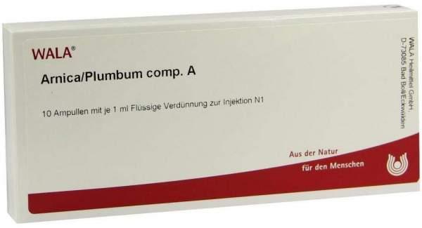 Arnica-Plumbum Comp. A Ampullen 50 X 1 ml