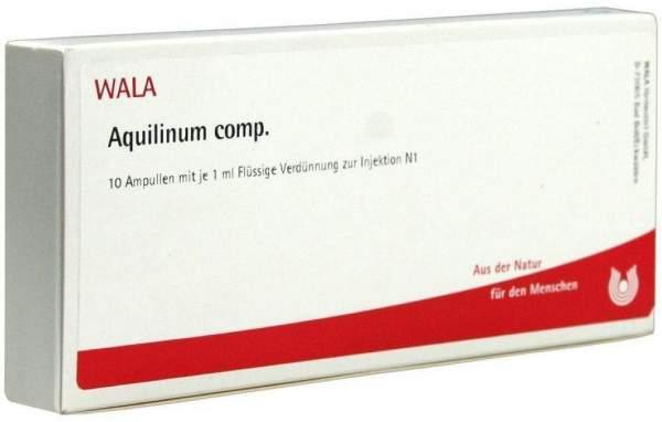 Wala Aquilinium Comp. 10x1ml Ampullen 10 X 1 ml