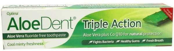 Aloe Vera Zahnpasta Dent 100 ml