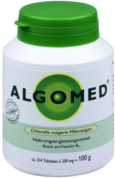 Algomed Chlorella Vulgaris Mikroalgen 100 Tabletten