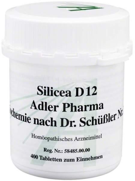 Biochemie Adler 11 Silicea D12 400 Tabletten