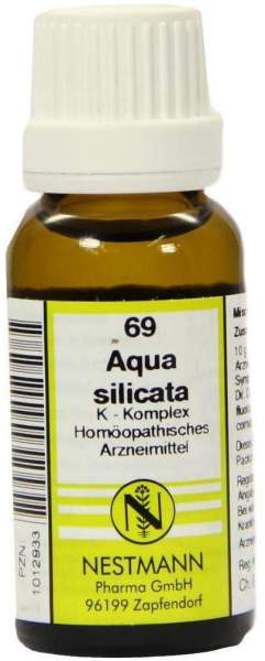 Aqua Silicata K Komplex 69 20 ml Dilution