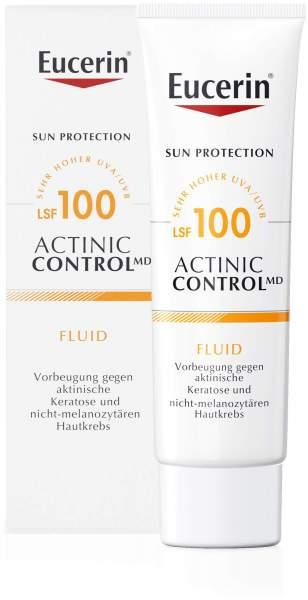 Eucerin Sun Actinic Control LSF 100 Fluid 80 ml