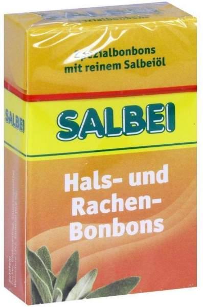 Salbei Hals und Hustenbonbons Clickbox 40 G Bonbons