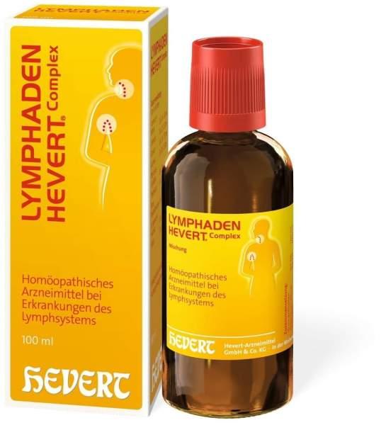 Lymphaden Hevert Complex Tropfen 100 ml Tropfen