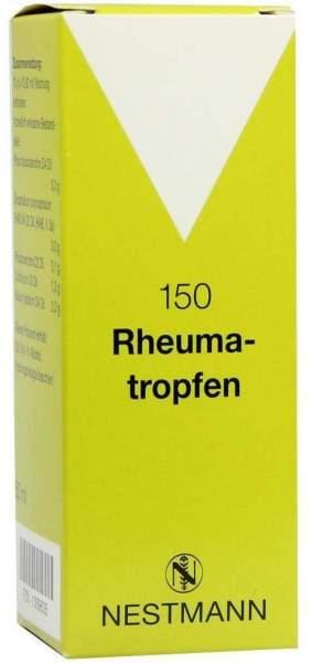 Rheumatropfen Nestmann 150 50 ml Tropfen