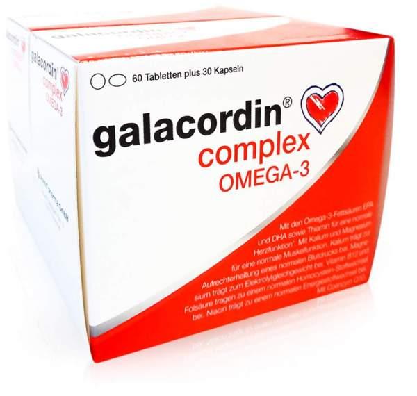 Galacordin Complex Omega-3 120 Tabletten