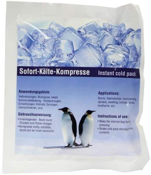 Sofort Kälte Kompresse Quick 13 X 15 cm