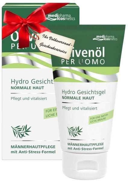 Olivenöl Per Uomo Hydro GelGeschenkverpackung