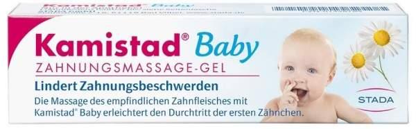 Kamistad Baby 10 ml Gel