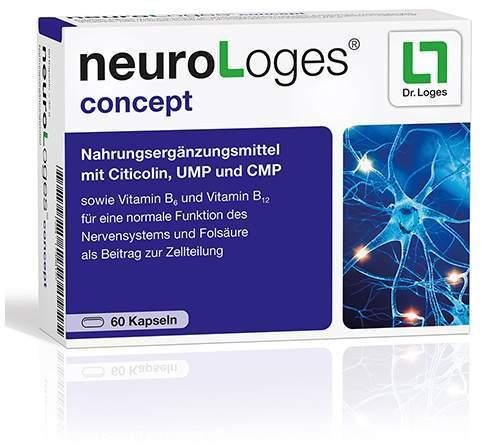 NeuroLoges concept 60 Kapseln