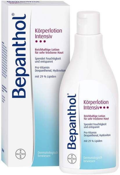 Bepanthol Intensiv Körperlotion 200 ml Lotion