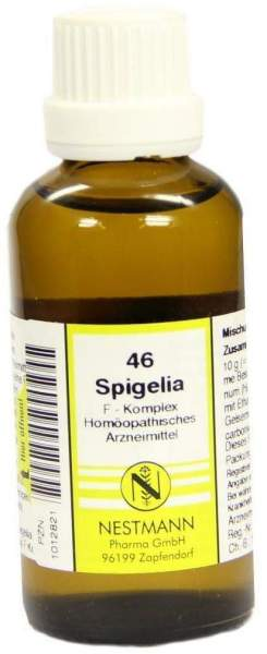 Spigelia F Komplex Nr. 46 50 ml Dilution