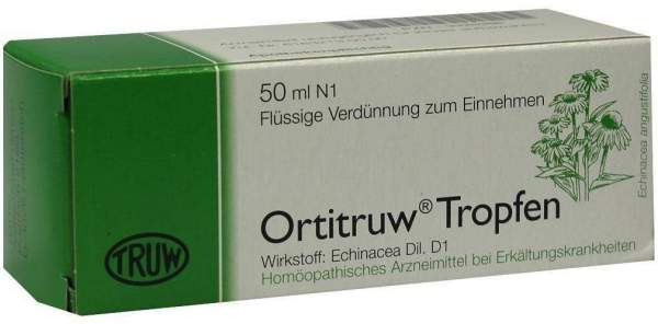 Ortitruw Tropfen 50 ml
