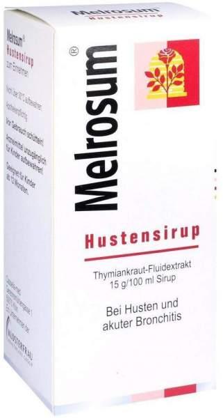 Melrosum Hustensirup 250 ml