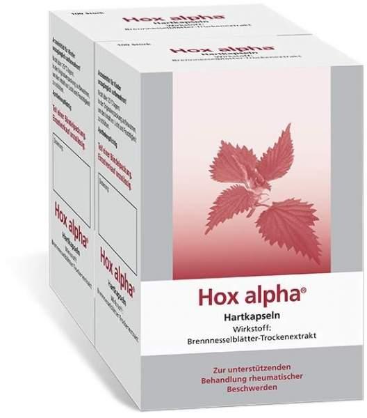 Hox Alpha 200 Kapseln