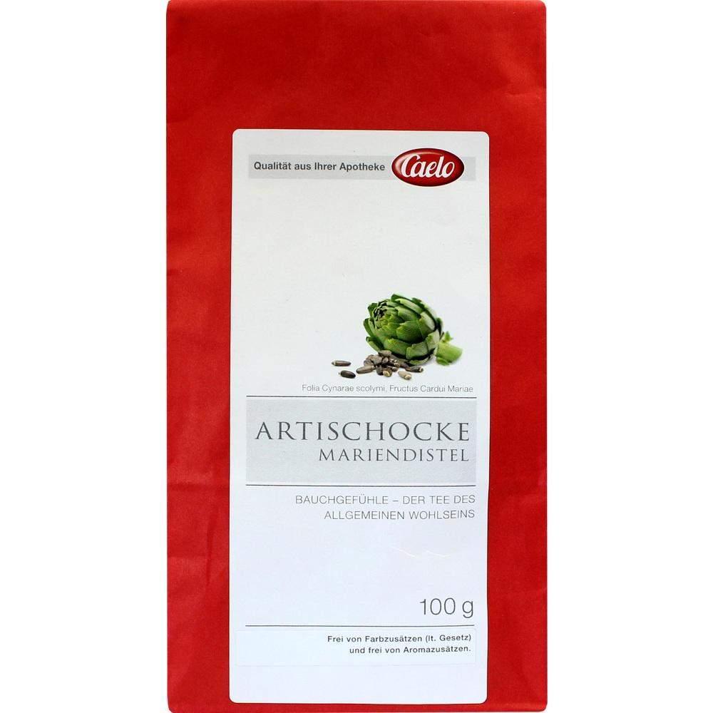 Caelo Artischocke Mariendistel Tee Hv Packung
