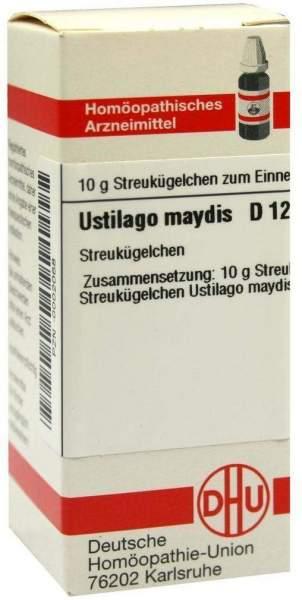 Dhu Ustilago Maydis D12 Globuli