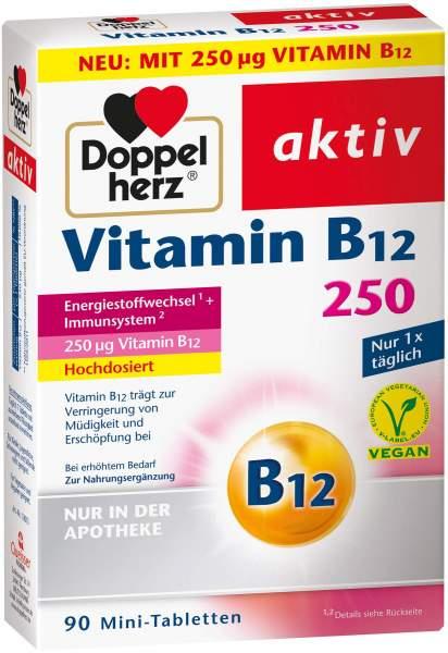 Doppelherz Vitamin B12 250 90 Tabletten
