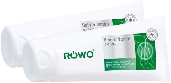 Röwo Bein und Venen Balsam 2 x 100 ml